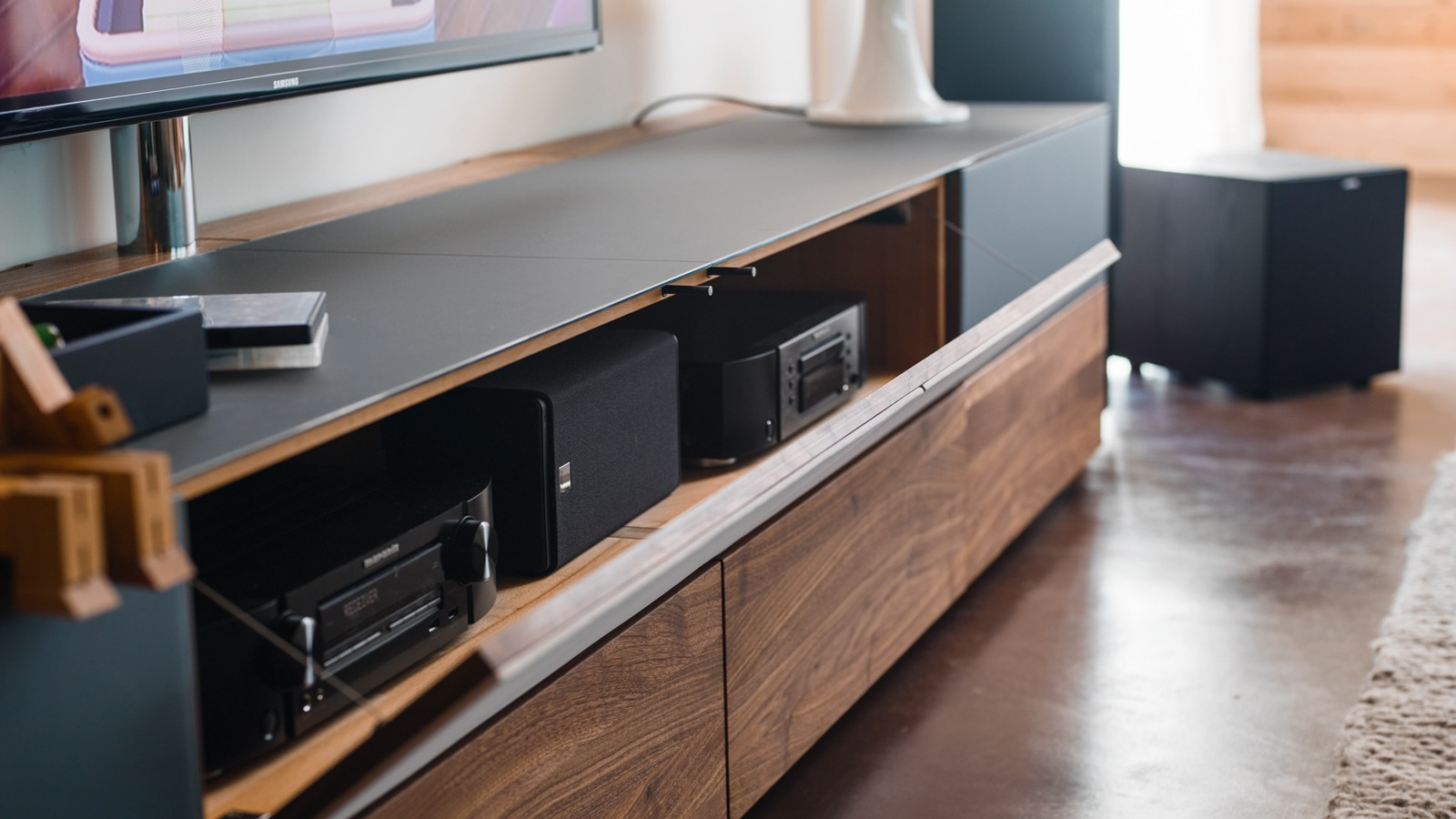 sideboard cubus pure home entertainment ulrich wohnen. Black Bedroom Furniture Sets. Home Design Ideas