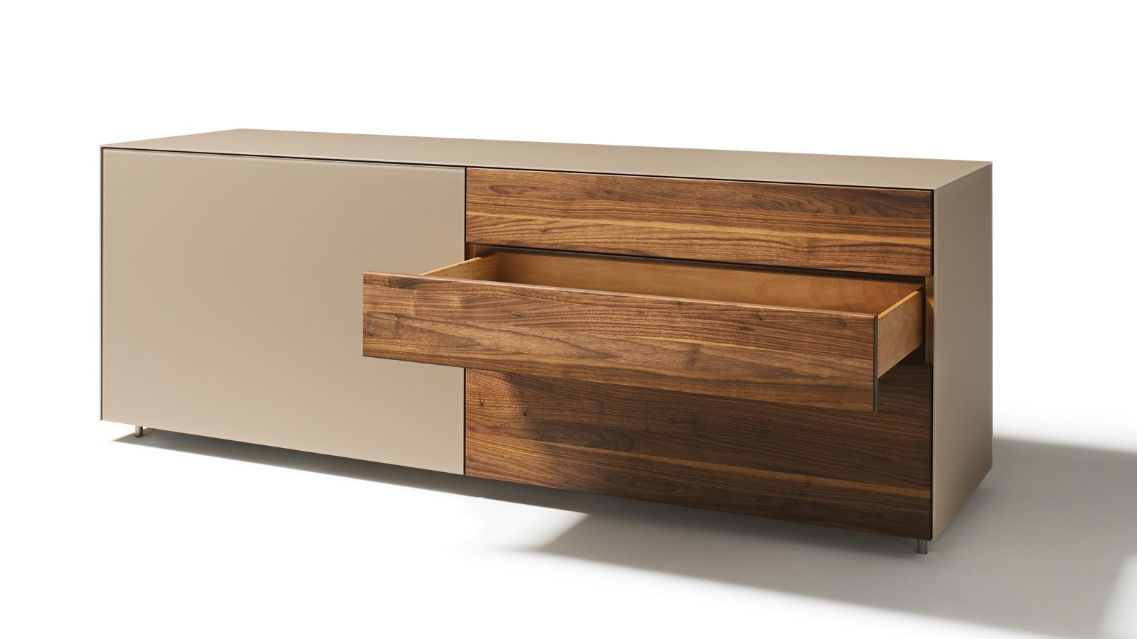 sideboard cubus pure ulrich wohnen. Black Bedroom Furniture Sets. Home Design Ideas
