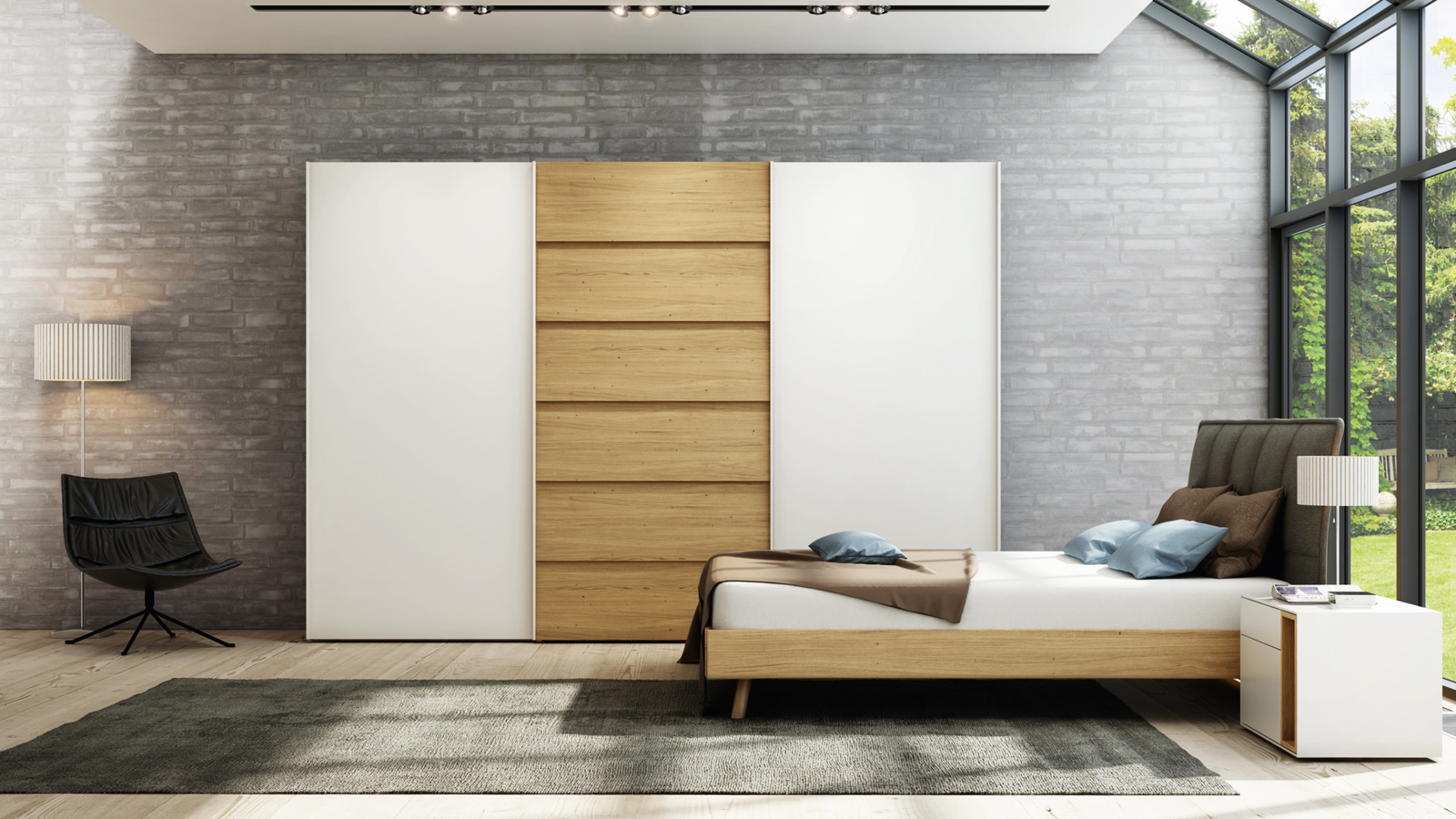schrank multi forma ii ulrich wohnen. Black Bedroom Furniture Sets. Home Design Ideas