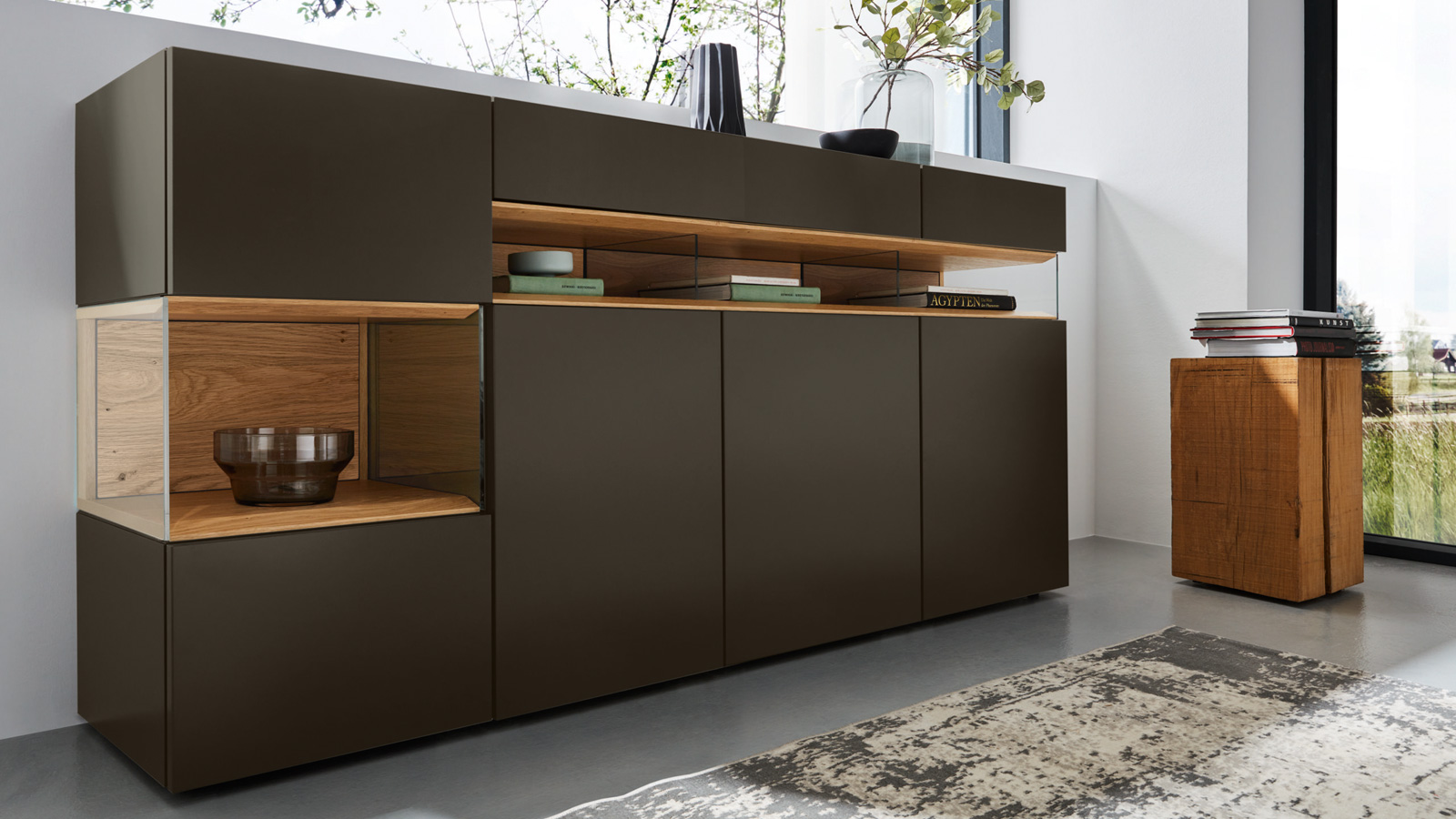 sideboard neo ulrich wohnen. Black Bedroom Furniture Sets. Home Design Ideas