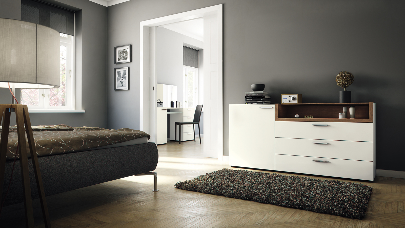 kommode multi varis ulrich wohnen. Black Bedroom Furniture Sets. Home Design Ideas