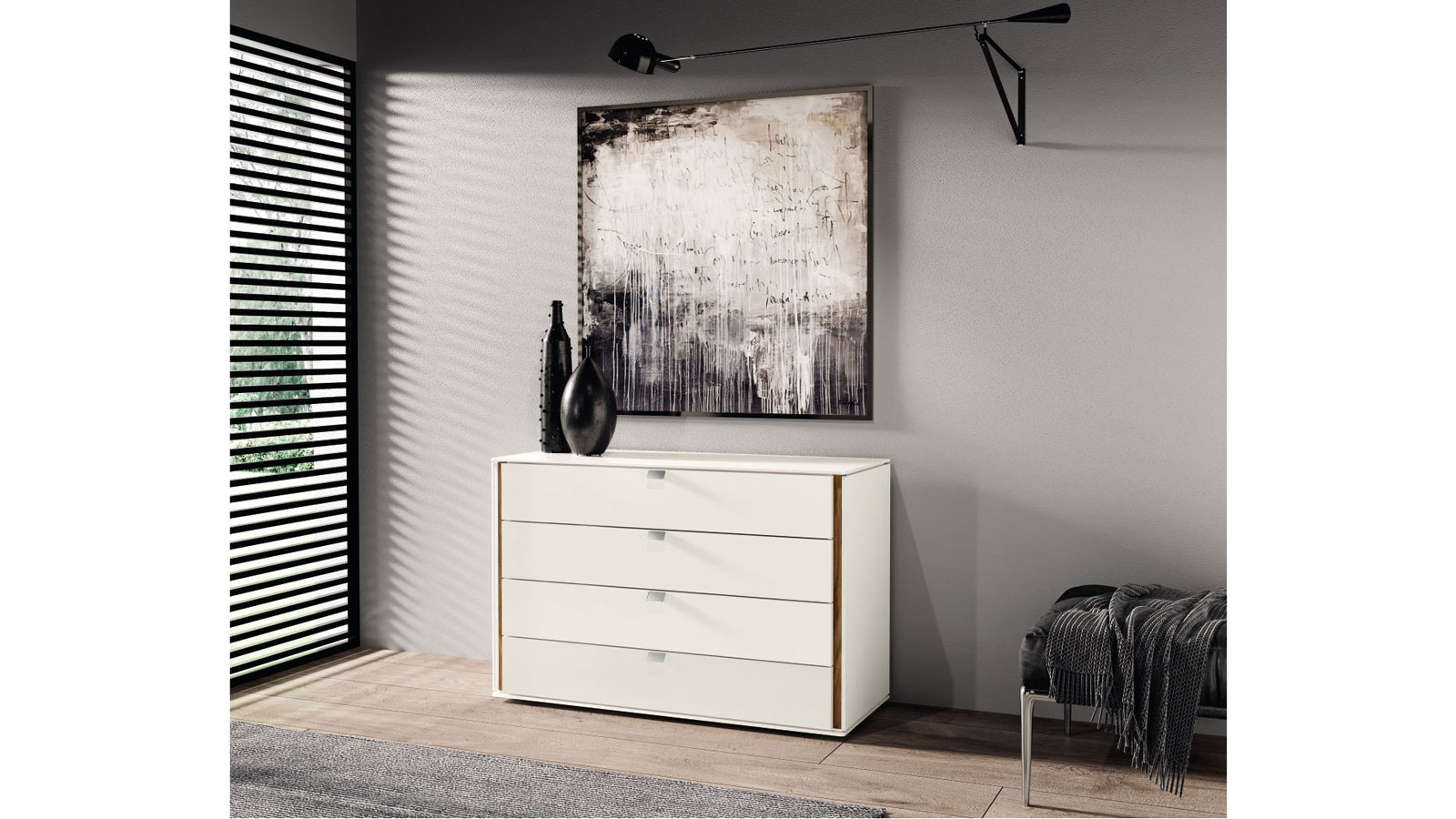 kommode multi vidre ulrich wohnen. Black Bedroom Furniture Sets. Home Design Ideas
