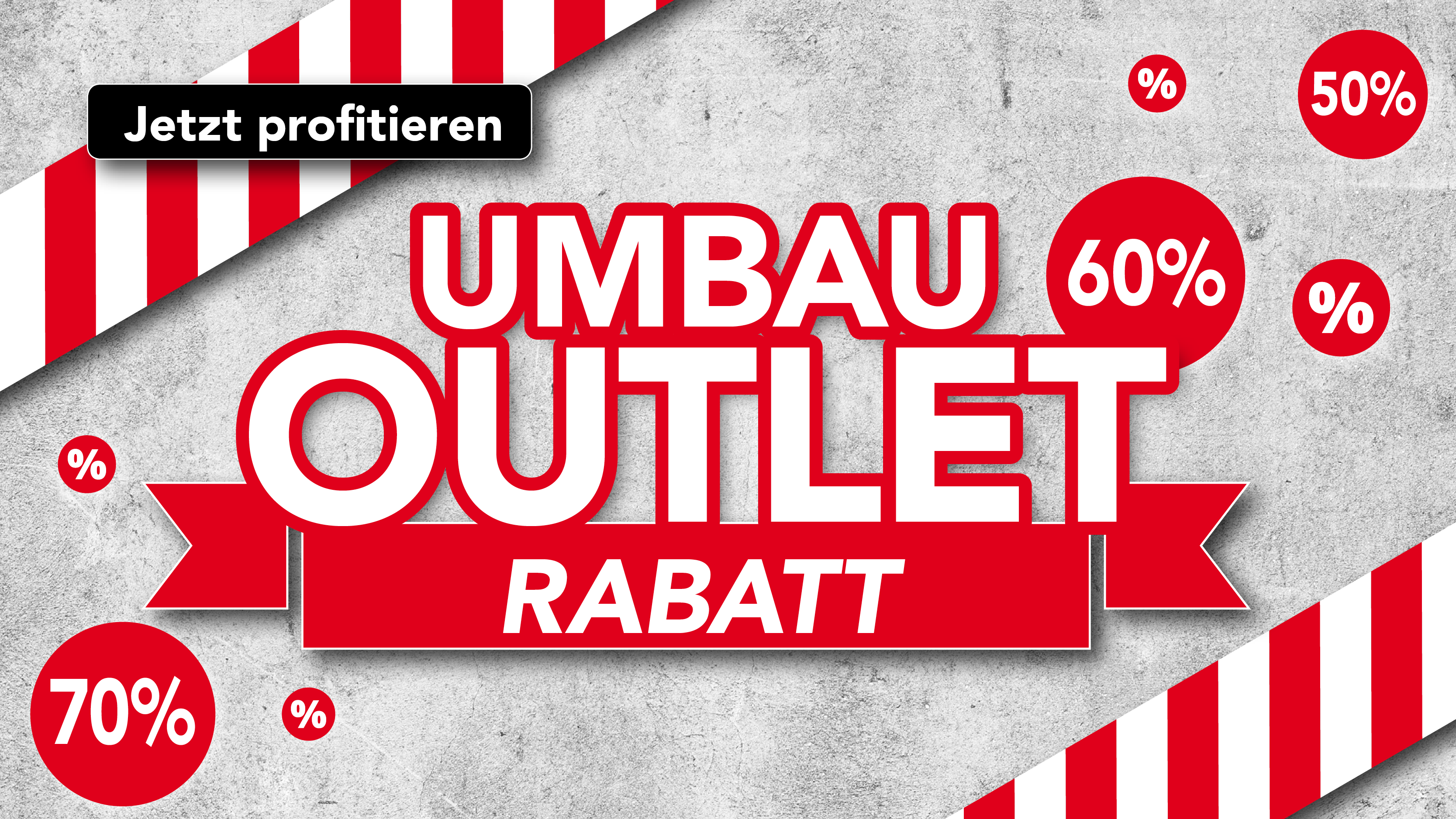 SALE % OUTLET