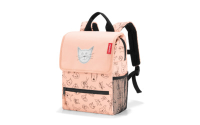 Reisenthel Kinderrucksack Backpack Kids Cats&dogs Rose