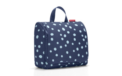 Reisenthel Toiletbag Xl Spots Navy 1
