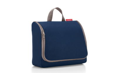 Reisenthel Toiletbag Xl Unicolor Dark Blue 1