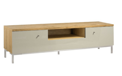 Huelsta Sideboard Holz Lack Now Time 2